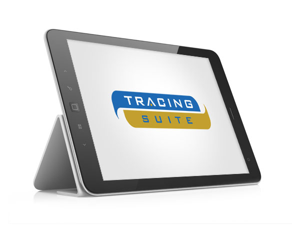 tracing suite tablette